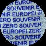 ZEROSOUVENIR Dry Chalcography schein bbillet banknote