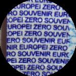 ZEROSOUVENIR Micro-Text