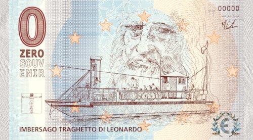ZEROSOUVENIR · IMBERSAGO TRAGHETTO DI LEONARDO · V01 2020-08